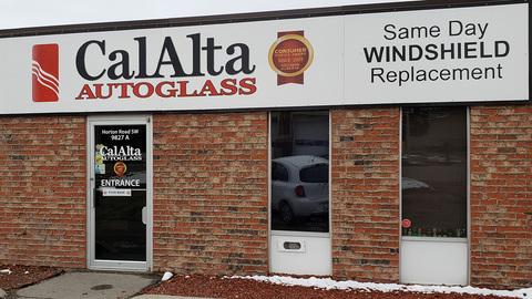 CalAlta Autoglass Calgary