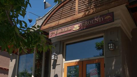 Higher Ground Cafe Calgary