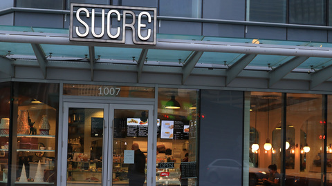 Sucre Patisserie Cafe Calgary