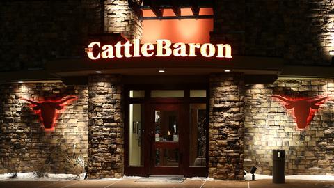 Cattle Baron Steak House Calgary