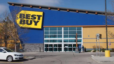 Best Buy - Calgary Alberta