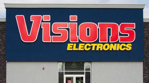 Visions Electronics - Calgary Alberta