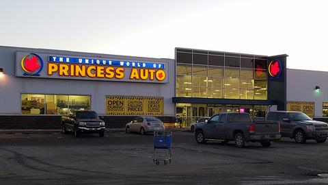 Princess Auto Calgary