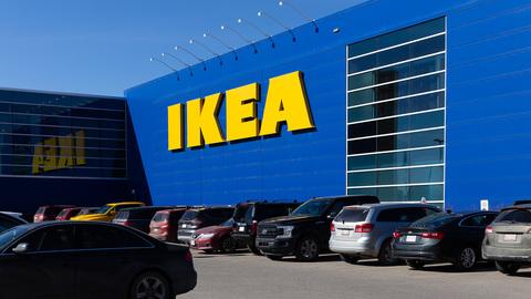 IKEA Calgary Furniture Store