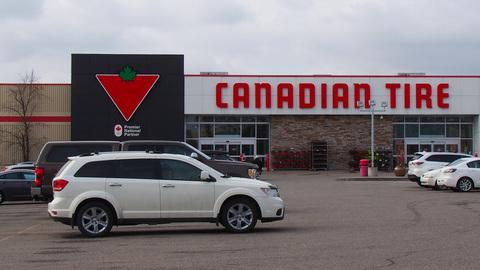 Canadian Tire Calgary