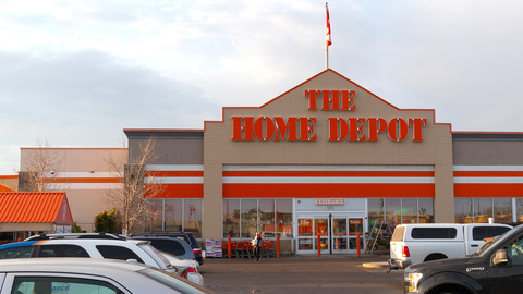 Home Depot Calgary