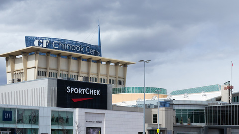 Chinook Centre Calgary Shopping Mall